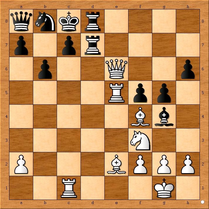 White to move: Mate in 4!