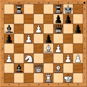 Position after 38. Nc3