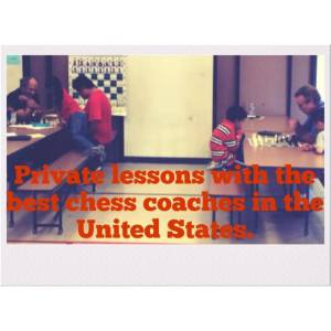 Aftre they finish their games, our students receive private lessons with the best chess coaches in the United States.
