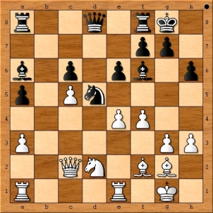 Position after 30. e4