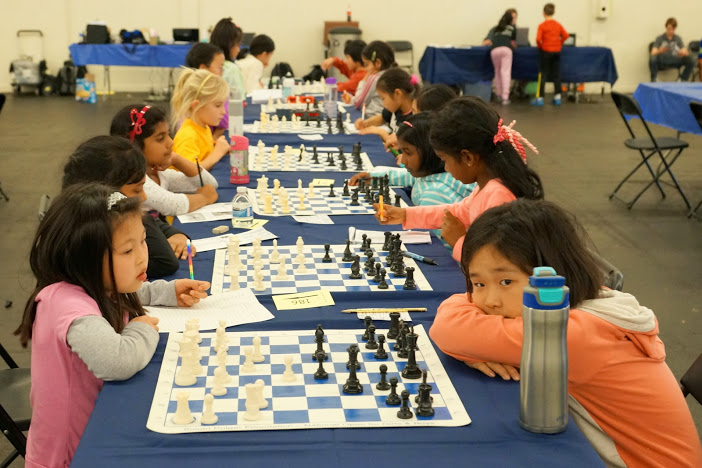 2015 SPFNO Under 8 Girls Results(Photo by Paul Truong)